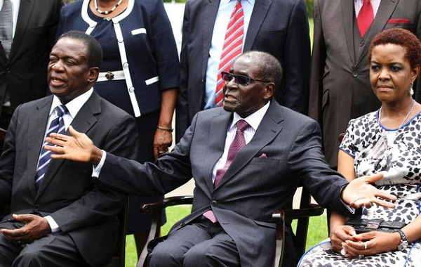 Zimbabweans trade barbs over Mugabe vacation in asia