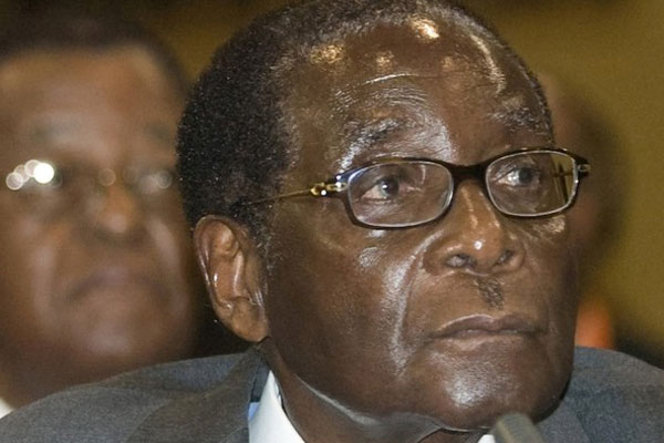 'China, yes, but Mugabe is his own enemy'