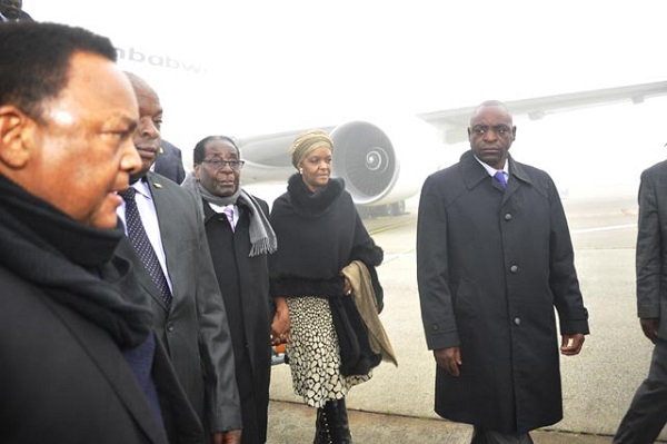 Mugabe foreign trips gobble US$33 million