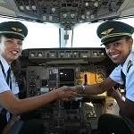 air hostes