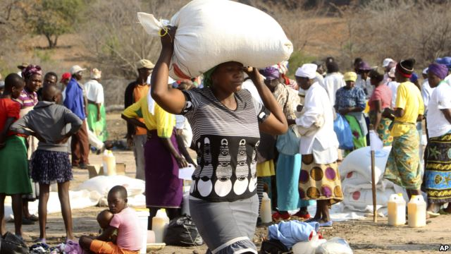 Zimbabwe calls for $1.6bn in aid to pay for food