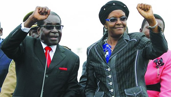 Zimbabwe: Mugabe will rule Zimbabwe until he's 100 – wife