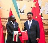 Mugabe looks forward to Xi's visit