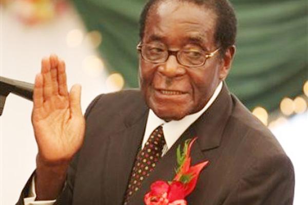 Mugabe leaves for Turkey