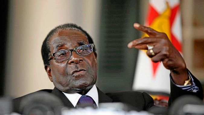 Mugabe seeks divine intervention
