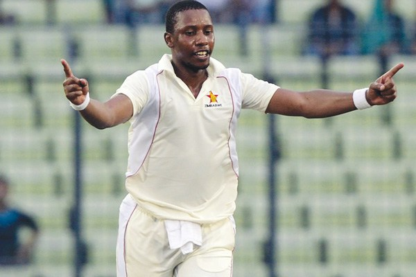 Zim to sweat for test status