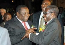 Tsvangirai warns Mugabe, Zanu PF