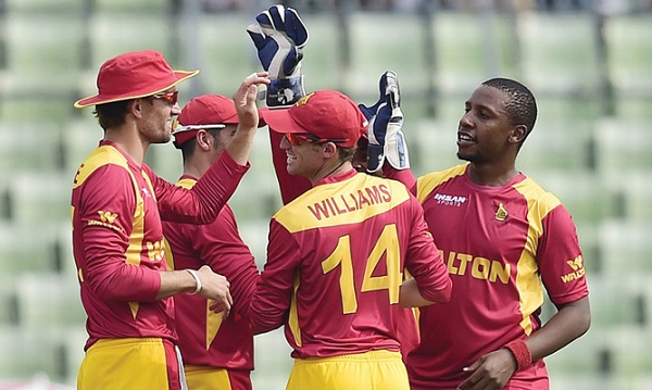 Zim to play Afghanistan in Dubai