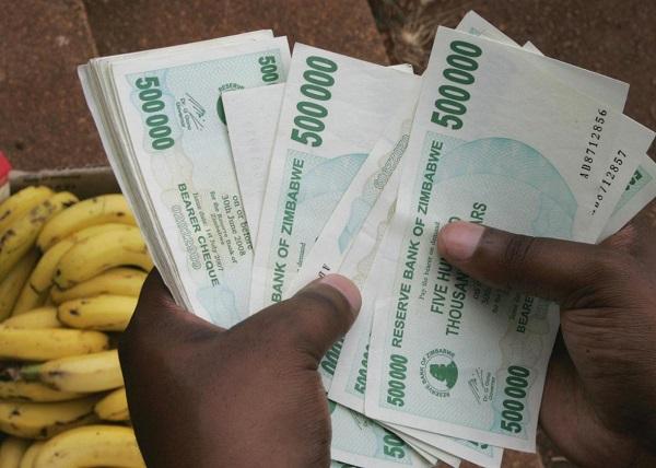What happened to Zimbabwe's economy?