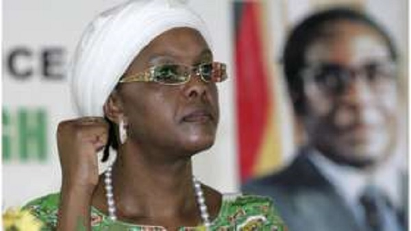 Grace Mugabe: 2015 person of the year (and President in waiting?)