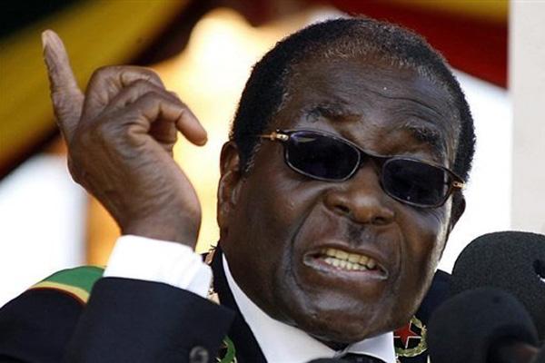 Breaking: Mugabe blasts Mutsvangwa