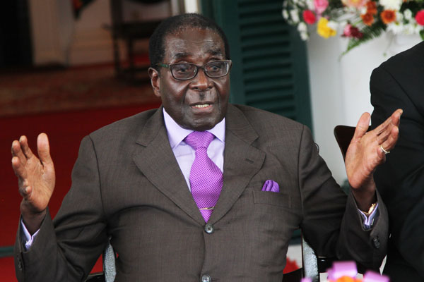 Rwanda: Another Mugabe emerges