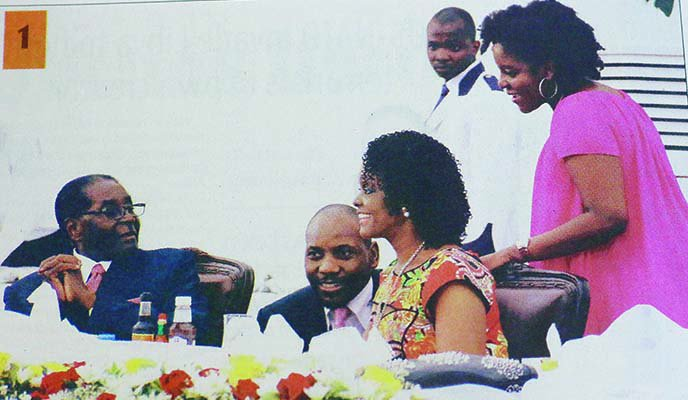 MPs divided over Mugabe bash