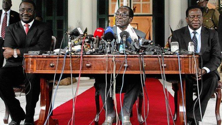 Mugabe AU chairmanship ends amid political turmoil in Africa