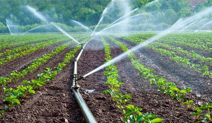 Irrigation — The ideal solution to droughts