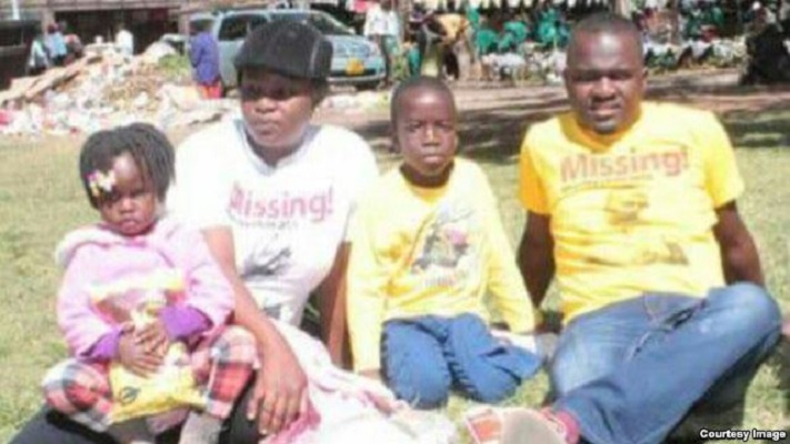 Pastor arrested for 'denouncing' Mugabe prays for abducted Dzamara