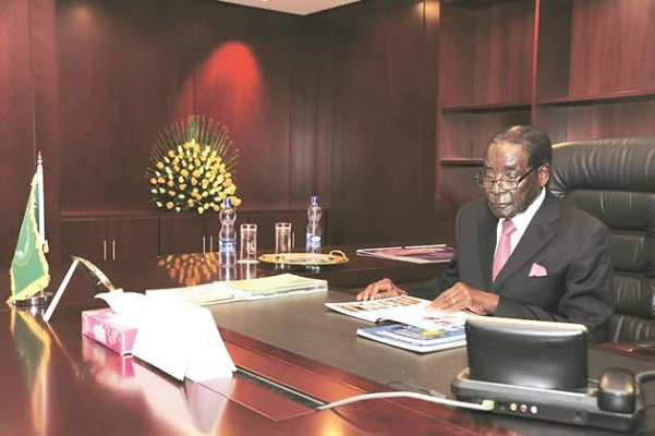 President Mugabe: Africa's institutional memory personified