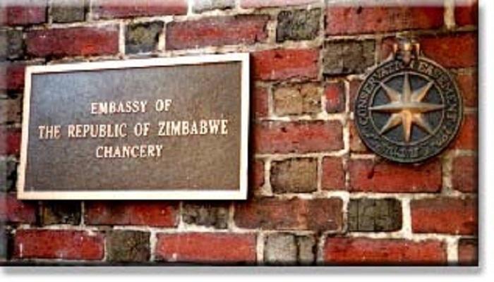 Zim embassies face closure