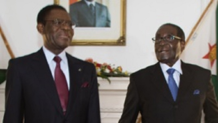 Who is benefiting from deepening Zimbabwe, equatorial guinea ties?