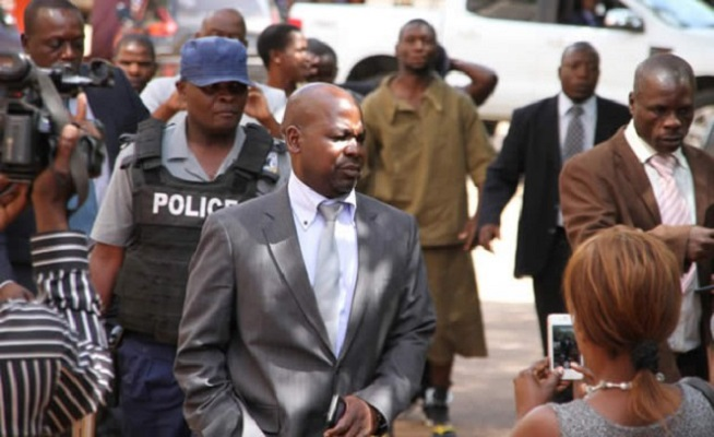 Tomana fights against 'unconstitutional' arrest