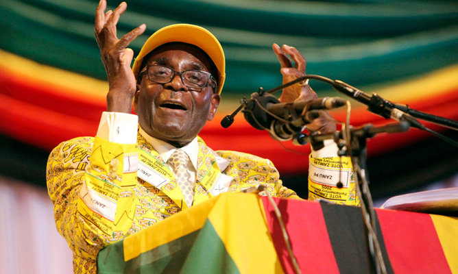 Mugabe to blow $6m on holiday