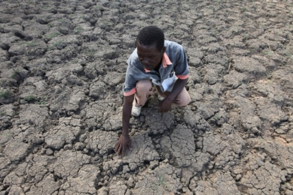 Prophets vowed economy boom, Zim gets drought