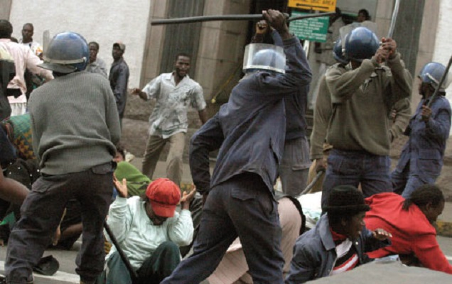 Civic groups condemn police brutality