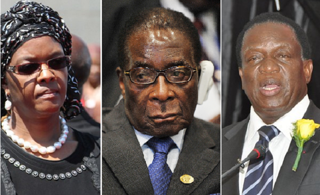 Successor to be named after I'm gone: Mugabe