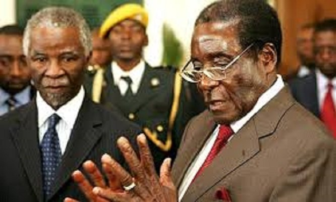 South Africa's policy towards Zimbabwe – A synopsis