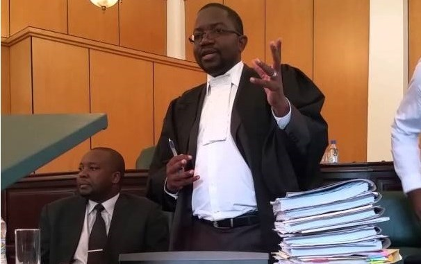 Chamisa's Lawyer Thabani Mpofu Trial Date Set