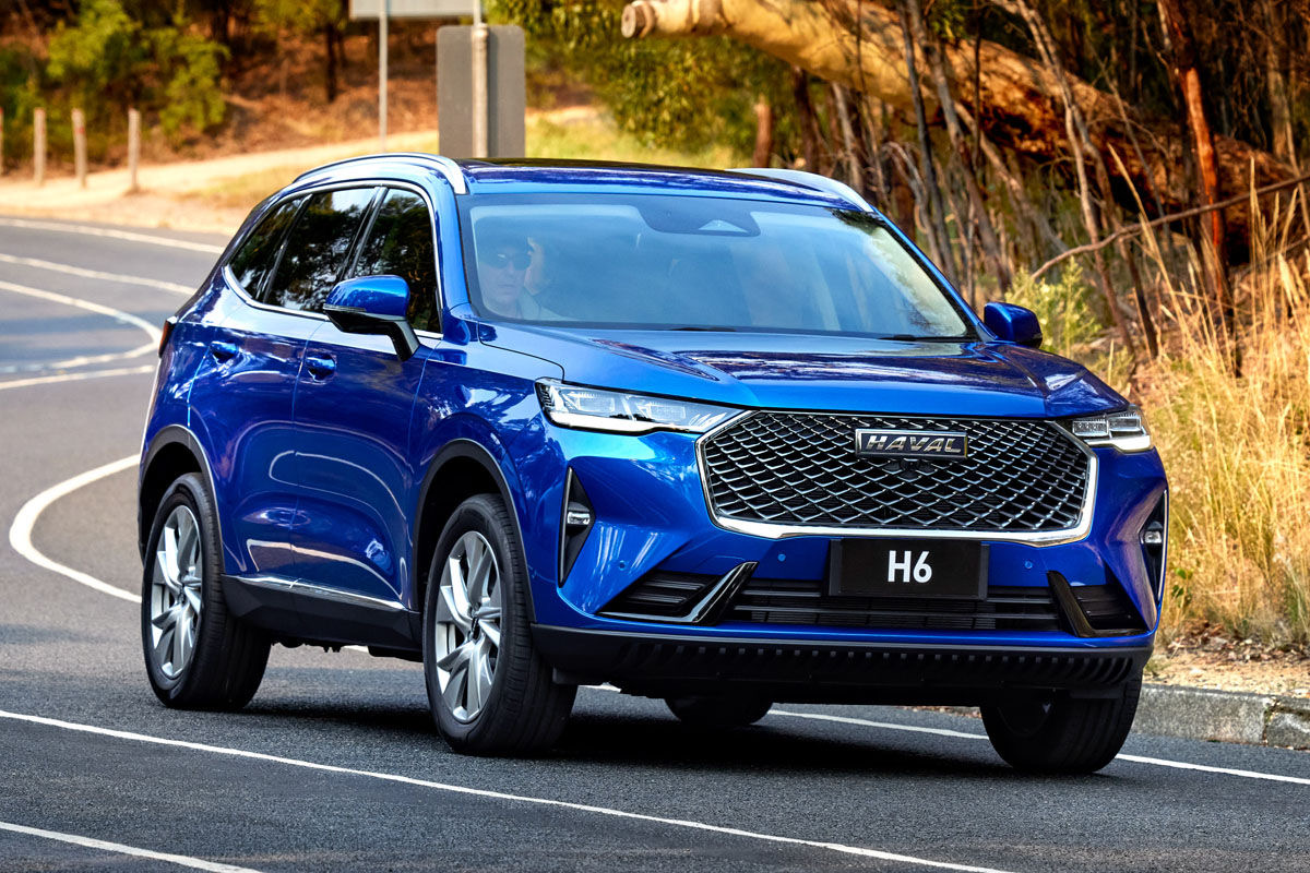The GWM Haval H6 now in Zimbabwe