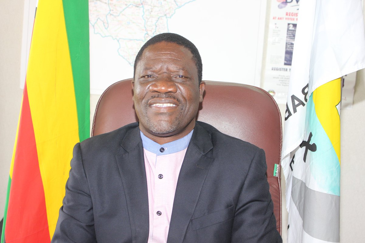 Silaigwana appointed substantive Zec CEO