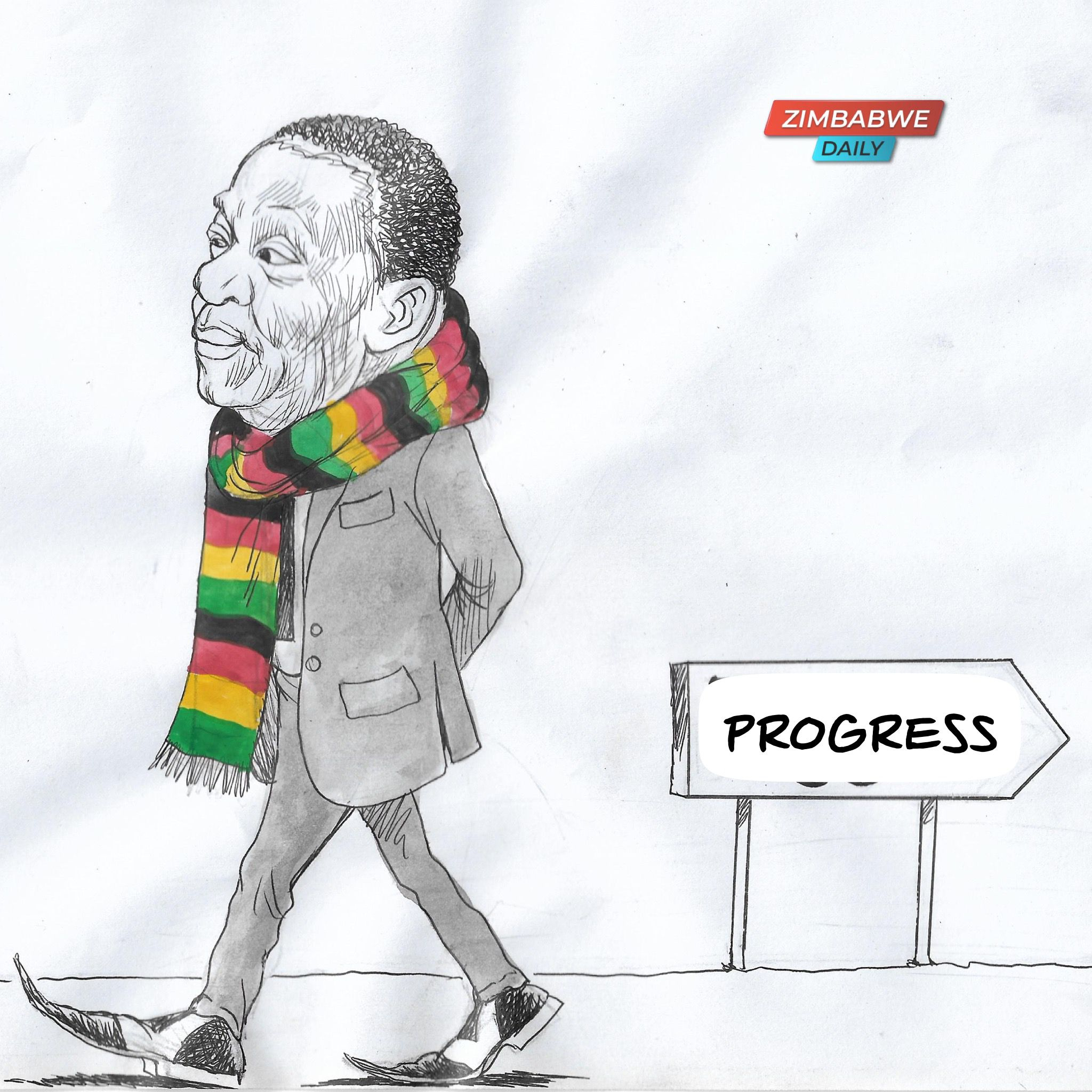 Sanctions or No sanctions we are in the direction: Zanu Pf